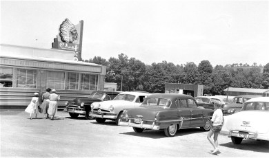 Burt Coons Chief Taghkanic Diner Rt. 82 Taghkanic 1955 (5)