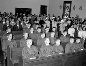Holy Cross Church Confirmation Taghkanic 1965 (2)