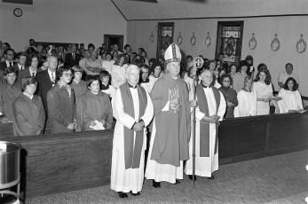 Holy Cross Church Confirmation West Taghkanic 1976