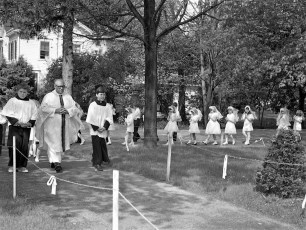 St. John the Baptist Church 1st. Communion Valatie 1973 (1)