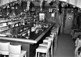 The Old Dutch Inn Kinderhook 1971 (2)