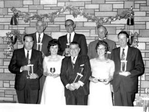 Winding Brook C. C. Awards Night Valatie 1967 (2)