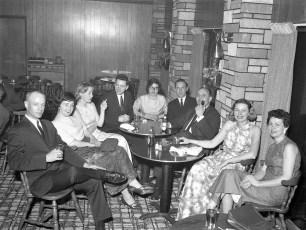 Winding Brook CC Season Opening Dinner Dance 1964 (2)