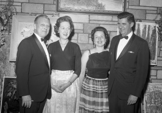 Winding Brook Country Club Grand Opening Banquet April 1963 (1)