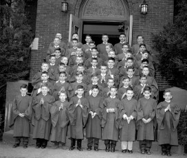 Holy Name Church Confirmation Stottville 1964 (1)