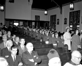 Holy Name Church Confirmation Stottville 1964 (4)