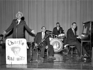 Charlie Radewitz Band Philmont 1959