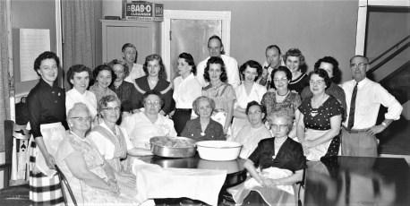 Philmont American Legion Dinner Volunteers 1957 (1)