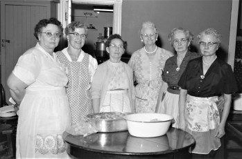 Philmont American Legion Dinner Volunteers 1957 (2)
