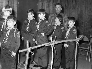 Philmont Cub Scouts Blue & Gold Banquet 1973 (2)