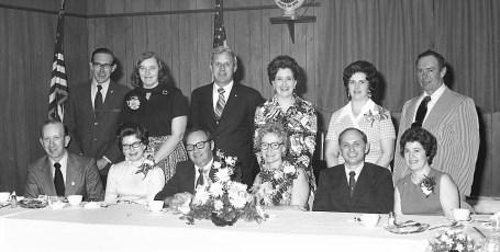 Philmont Rescue Squad 12th Annual Banquet 1973