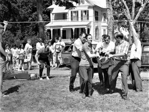 Philmont Rescue Squad disaster drill 1970 (3)