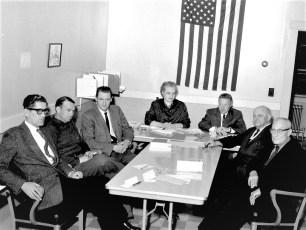 Philmont Town Board 1965 (1)
