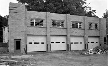 Philmont Town Building construction 1962 (3)