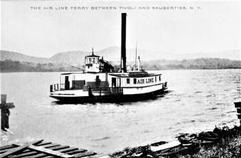 Air Line Tivoli  Saugerties Ferry (copy)