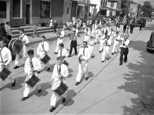 Memorial Day Parade Tivoli NY 1950 (4)