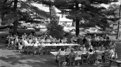 St. Paul's Church 51st. Annual Beef BBQ Tivoli 1974 (1)