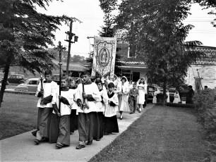 St. Silvia Church Tivoli Confirmation 1953 (3)