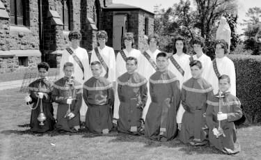 St. Sylvia's Church First Communion Tivoli 1963 (3)