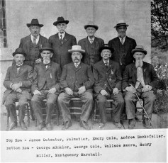 Civil War Veterans of Tivoli 1908 (copy)