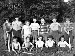 Tivoli Boys LL Team 1950
