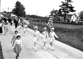 Tivoli Memorial Day Parade 1955 (5)