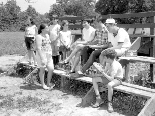 Tivoli Recreation Program 1968