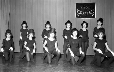 Tivoli Rockettes 1960 (4)