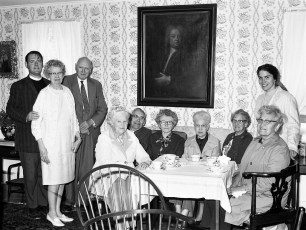 Tivoli Senior Citizens Club at the Lindsley's 1973 (2)