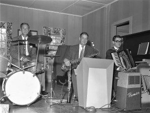 The Vic Detrick Band Tivoli 1960