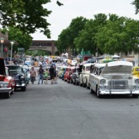 Back to the 50s Car Show – A Classic Car Buff's Classic Weekend