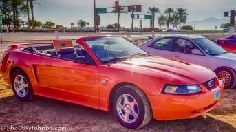 The Orange Pony.