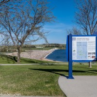 Baldhill Dam - Our Sheyenne River Valley Scenic Byway Road Trip Continues