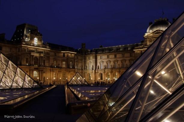 Cour du Louvre, 27 janvier 2016