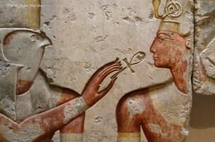 Collections égyptiennes du Louvre, 27 janvier 2016