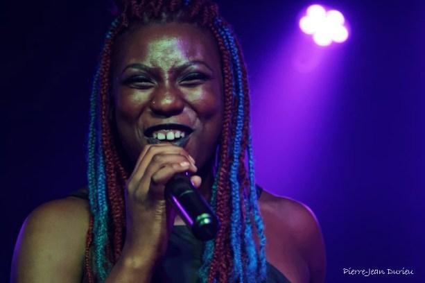 En concert à la Nouvelle Orléans, 5 mai 2015