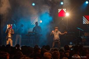 Babylone Circus, Festival Cirque et Fanfares, Dole, 14 mai 2016