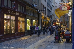 Nuit des Musées, dans les rues de Lyon, 21 mai 2016