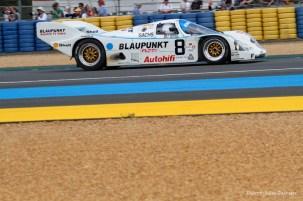 Porsche 962, Le Mans 9 juillet 2016