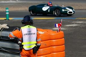 Poste de commissaire à Mulsanne, Le Mans 9 juillet 2016