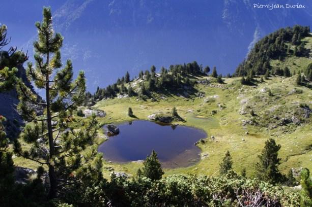 Un tour du Massif de Chamrousse, 8 Août 2016