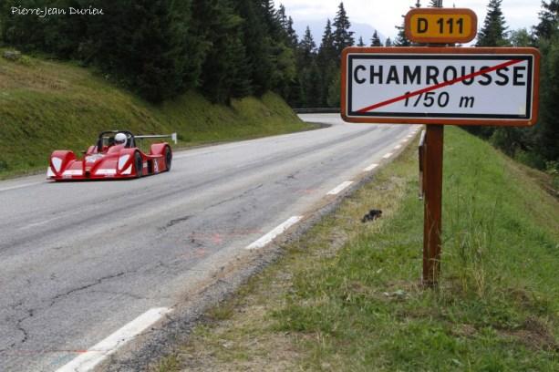 Course de Cote de Chamrousse, Août 2016