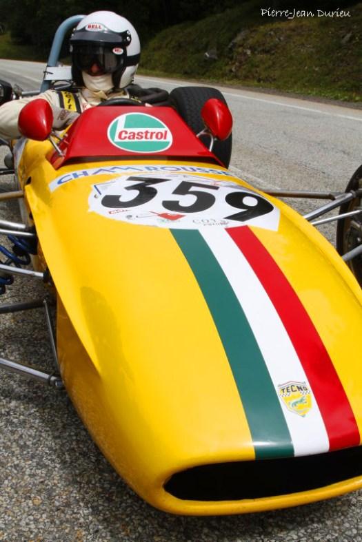 Tecno F3 1969, Chamrousse, Août 2016