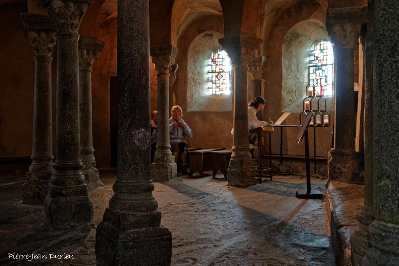 Chapelle de Saint-Michel d'Aiguilhe, 15 juin 2015