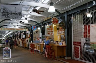 Le marché français du Vieux-Carré, Nouvelle-Orléans, Louisiane, mai 2015