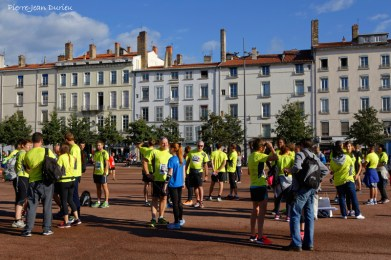 Run in Lyon, 2 octobre 2016