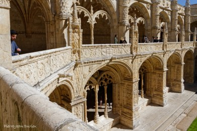 Monastère des Hiéronymites, Lisbonne, Avril 2017