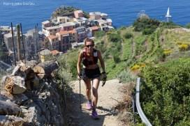 Running in Cinque Terre