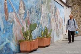 Fresque de la mairie de Riomaggiore