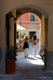 Porche à Monterosso
